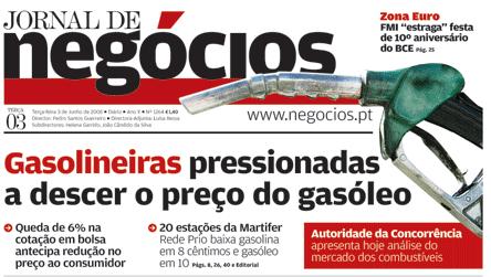 Jornal de Negocios