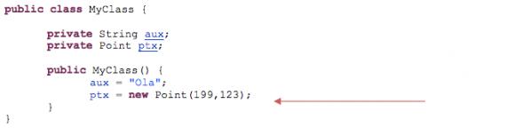 Exemplo de um joinpoint cujo objecto target não existe