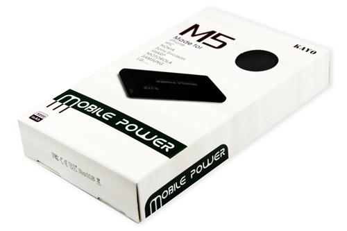 Bateria Kayo M5