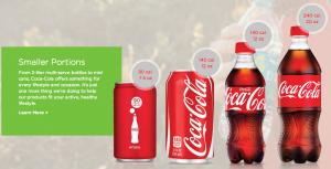 Gama da oferta Coca-Cola, agora uma lata de menor quantidade.