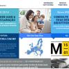 Página Inicial do novo Portal das Finanças